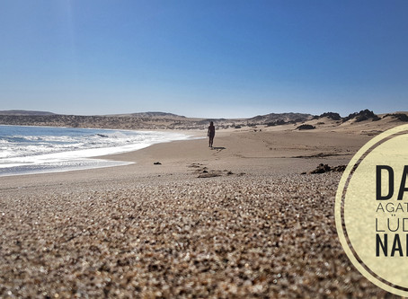 Namibia -Exploration of introspection (part 2)