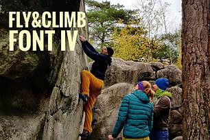 Fly&Climb Font 04