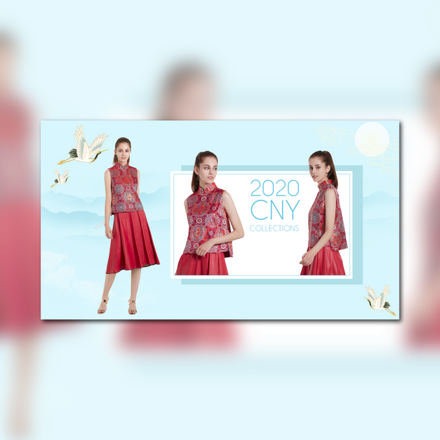 Clothes Store Web Banner 5
