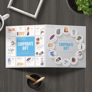 Corporate Gift Brochure