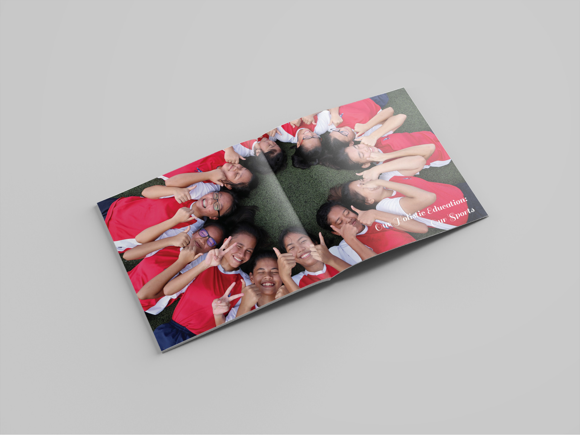 Admiralty Secondary School Yearbook divi