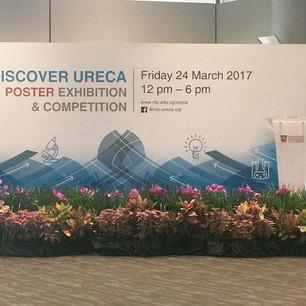 NTU Discover URECA Poster Exhibition