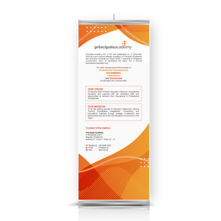 PA Conference Pull Up Banner 1