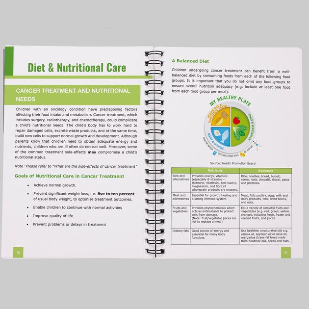 CCF Booklet Content