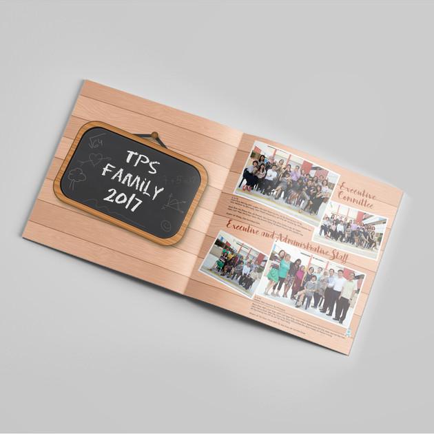 Tampines Primary School Yearbook Content 5