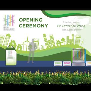 BCA Gallery Opening Ceremony 2