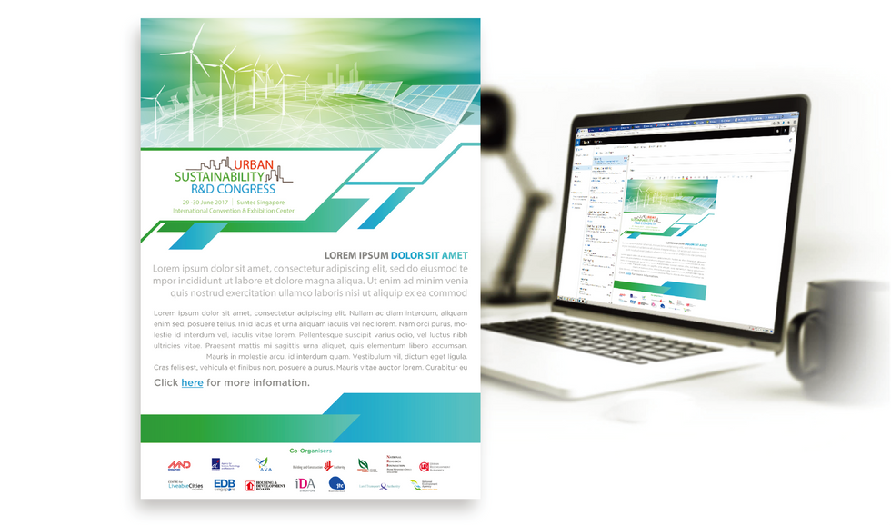 Urban Sustainability R&D Congress EDM