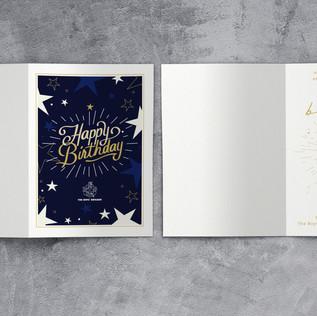 BB Birthday Card