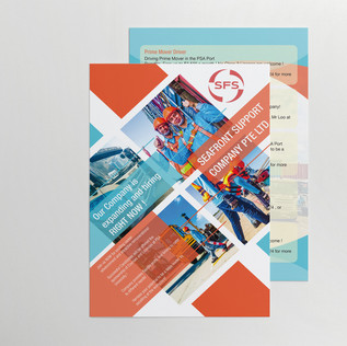 Seafront Company Flyer