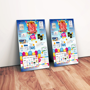Jurong Health Promo Event Poster