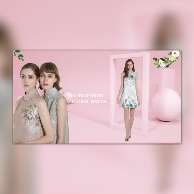 Clothes Store Web Banner 2