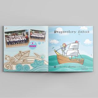 Tampines Primary School Yearbook Content 4