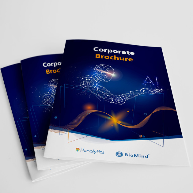 BioMind Product Brochure Mock Up