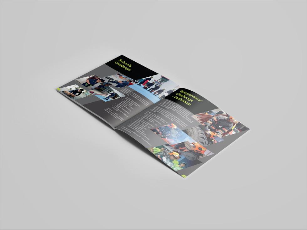 SCDF Faconite's Challenge Book Content 1