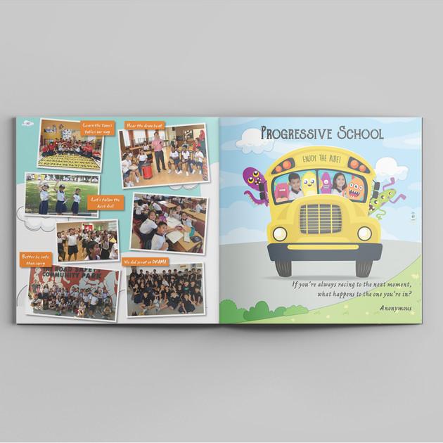 Tampines Primary School Yearbook Content 2