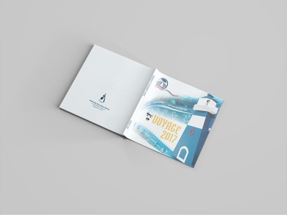 Admiralty Secondary School Yearbook 2017