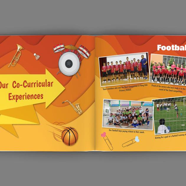 Xingnan Primary School Yearbook Content 3