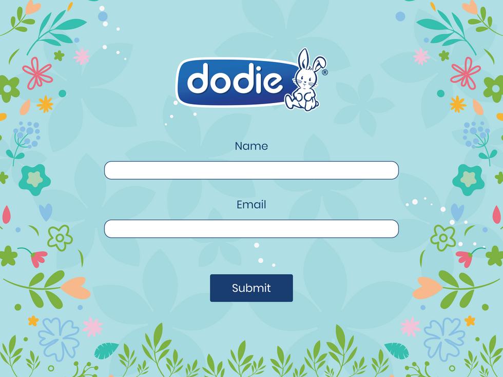 Dodie Event Registration