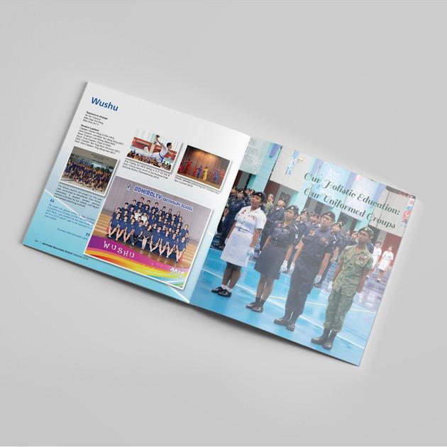 Admiralty Secondary School Yearbook Content