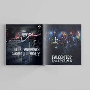 SCDF Faconites' Challenge Book Cover