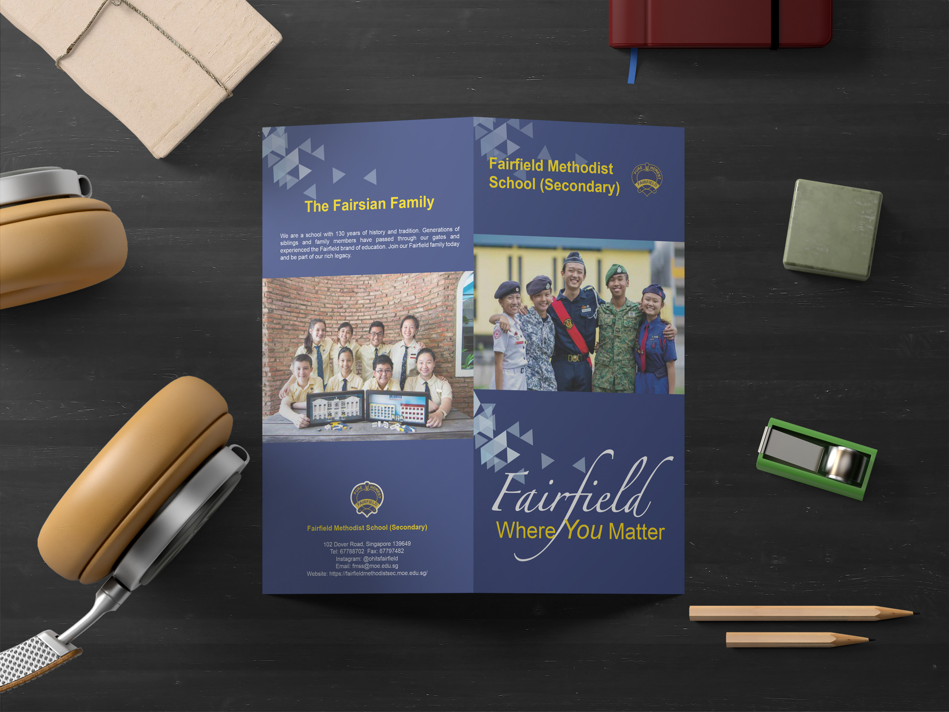 Fairfield Methodist School - Brochure co