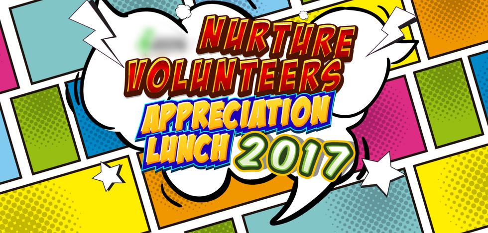 Volunteer Appreciation Lunch Stage Backdrop 2