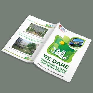 NTU Sustainability Book Cover