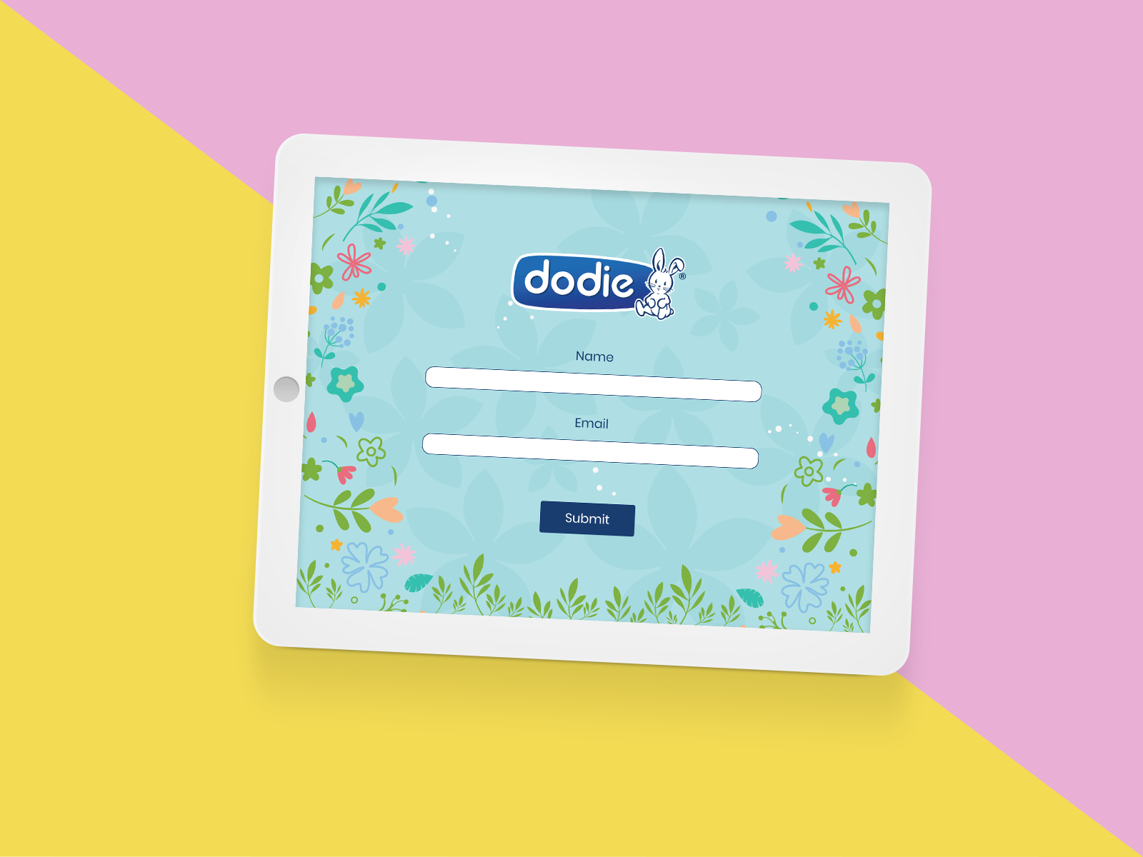 Dodie Event Tablet