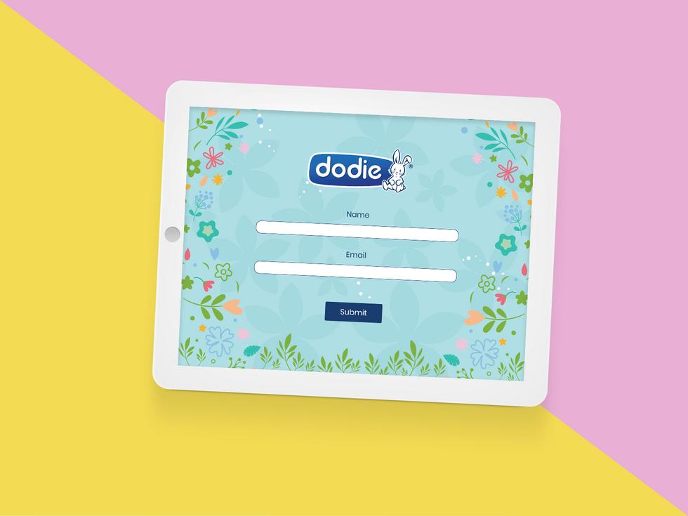 Dodie Event Tablet