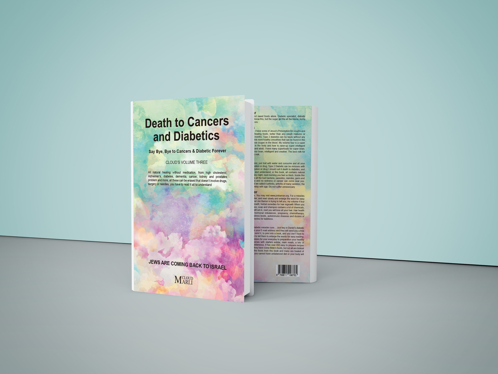 Death to cancers and diabetics cover.jpg