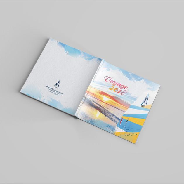 Admiralty Secondary School Yearbook 2018