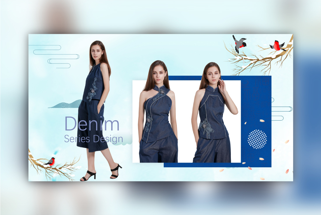 Clothes Store Web Banner 1