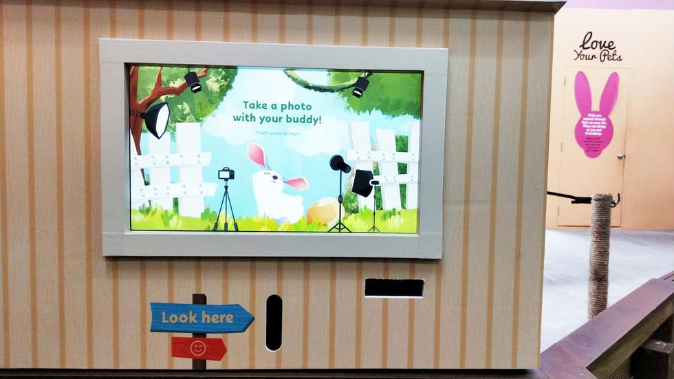 MAB Photo Kiosk Front