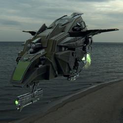 Nowy chelikopter