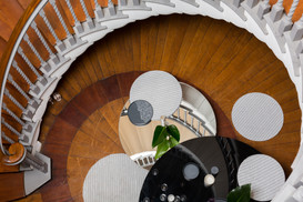 Myer Halliday / Heals Staircase