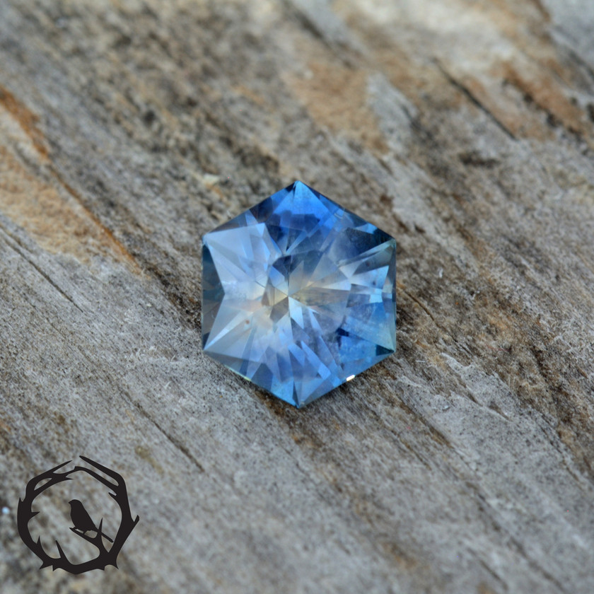 Untreated Montana Sapphire