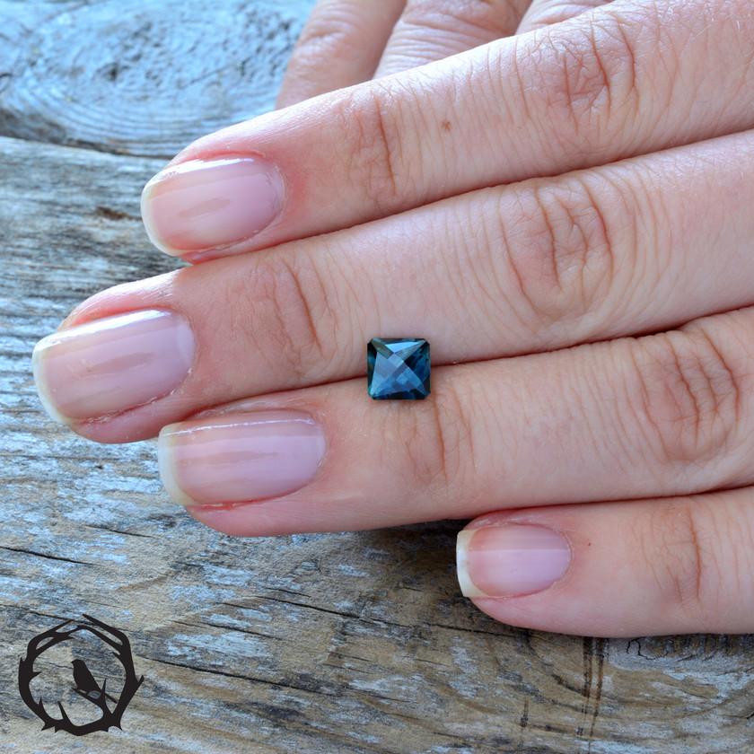 Montana Natural Sapphire