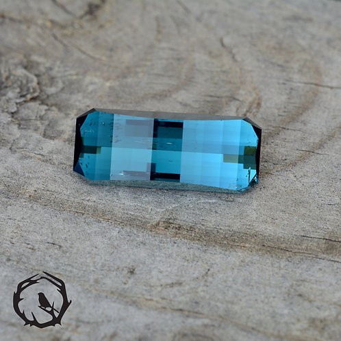 4.80 carat Tourmaline Indicolite
