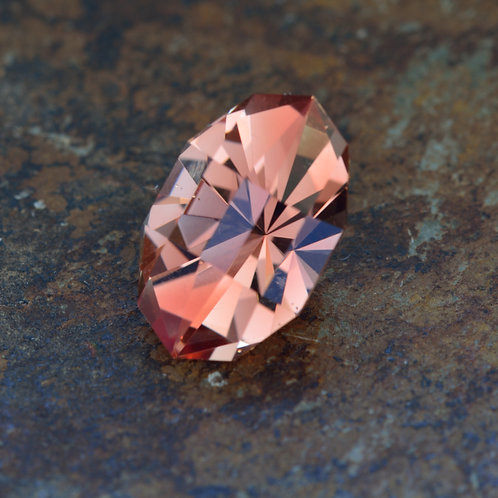 2.90 carat Oregon Sunstone Peach