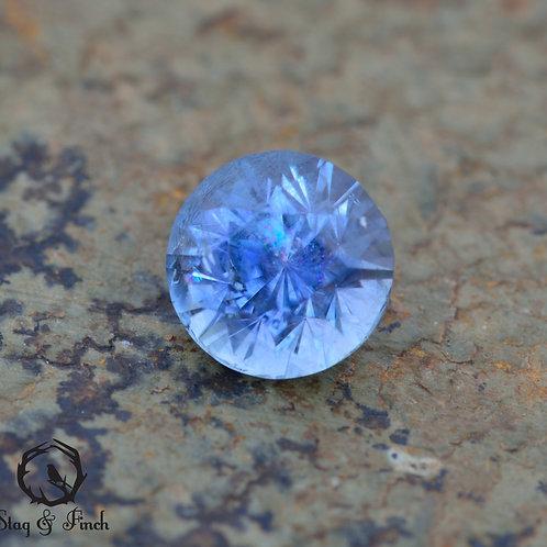 0.76 carat Montana Sapphire (Heated)