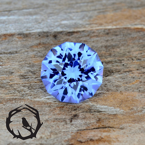 Pulled Sapphire Periwinkle