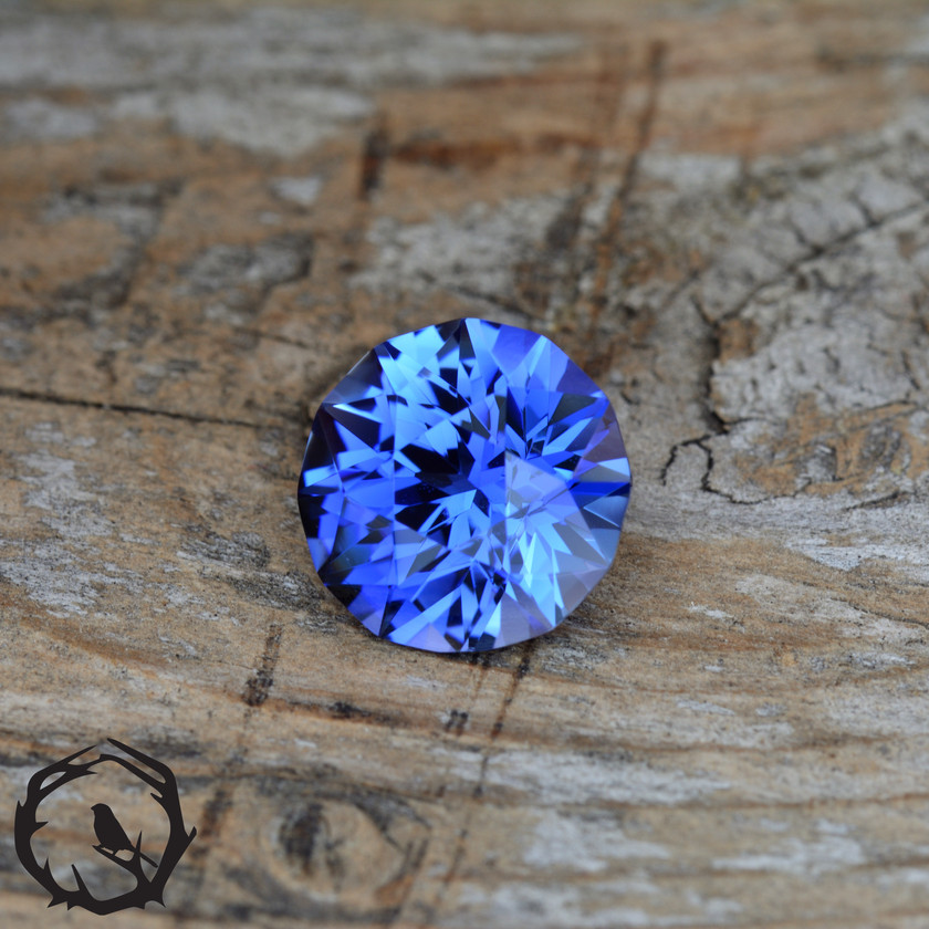 Royal Blue Lab Sapphire