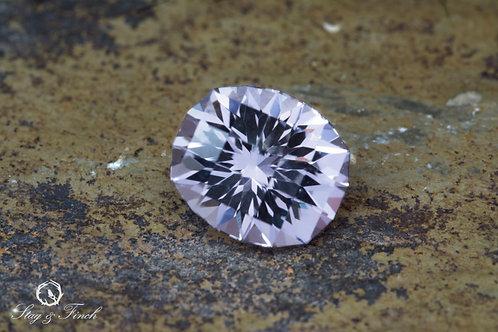 2.9 carat Morganite