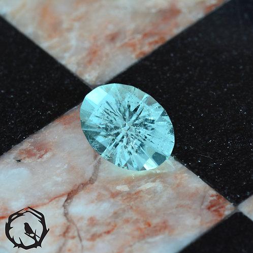 2.88 carat Tourmaline Seafoam Green