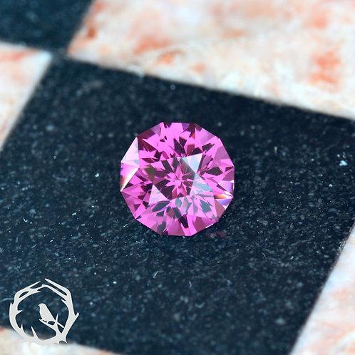 1.28 carat Rhodolite Garnet