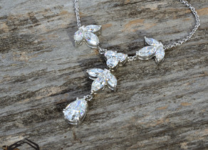 Something Very Different From Our Usual! Moissanite in a Platinum Pendant. I'm in Love <3