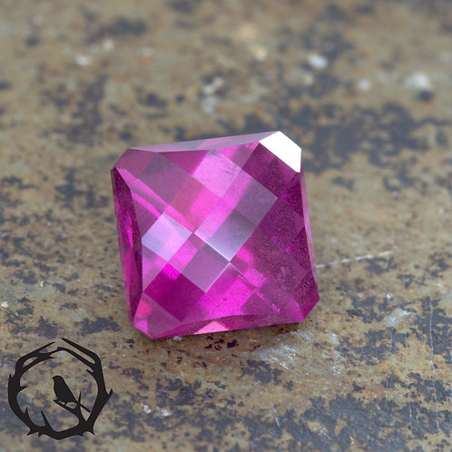 2.30 carat Garnet Silky Color Shift