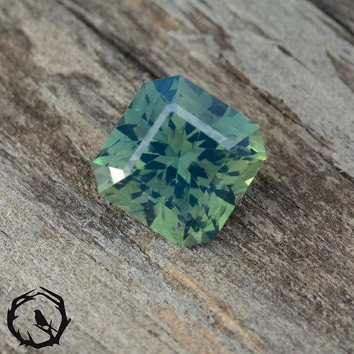 2.59 carat Madagascar Sapphire (Unheated)