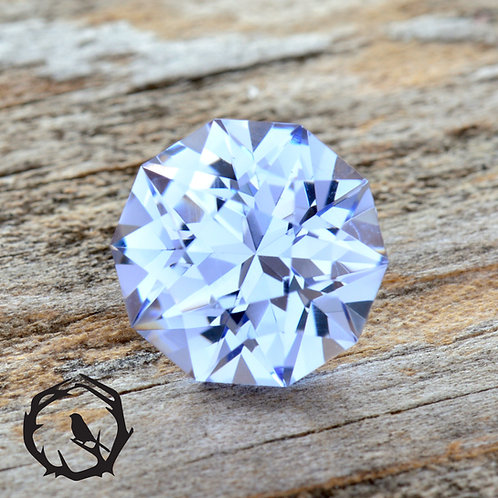 Lab Created Sapphire Arctic Blue