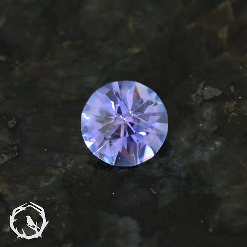 0.52 carat Montana Sapphire Color Change (Heated)